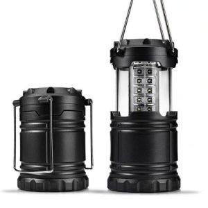 פנס עששית עם 30 מנורות לד