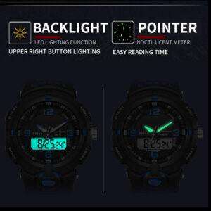 שעון צבאי לחיילים דגם 120