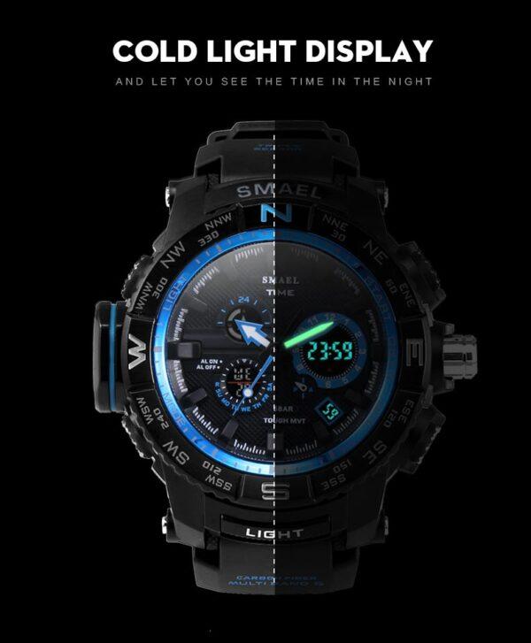 שעון צבאי לחיילים דגם 128