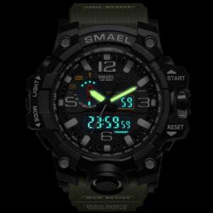 שעון צבאי לחיילים דגם 126