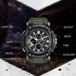 שעון צבאי לחיילים דגם 113