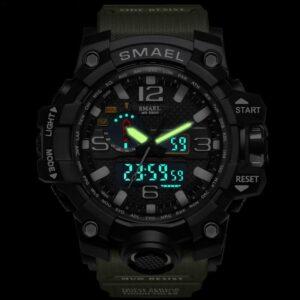 שעון צבאי לחיילים דגם 136