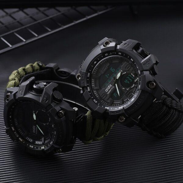 שעון צבאי לחיילים דגם 200