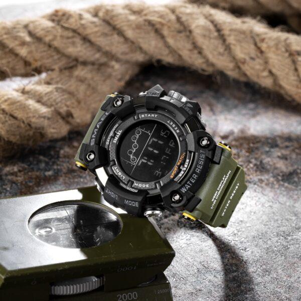 שעון צבאי לחיילים דגם 221