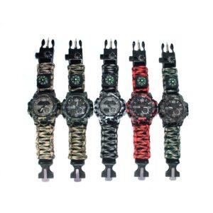 שעון צבאי לחיילים דגם 198