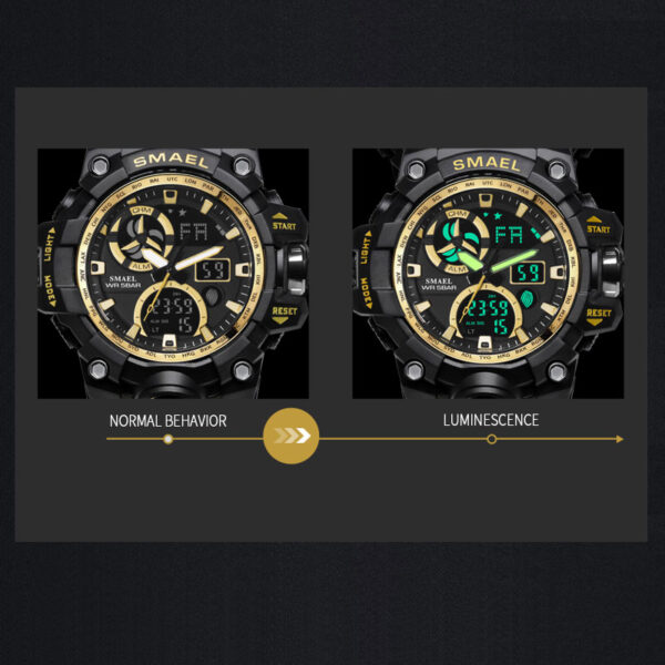 שעון צבאי לחיילים דגם 212