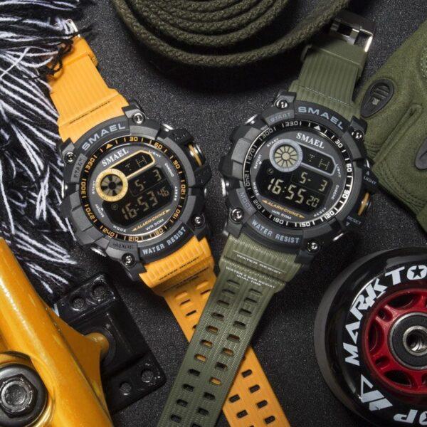 שעון צבאי לחיילים דגם 209
