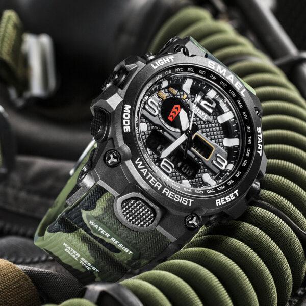 שעון צבאי לחיילים דגם 215