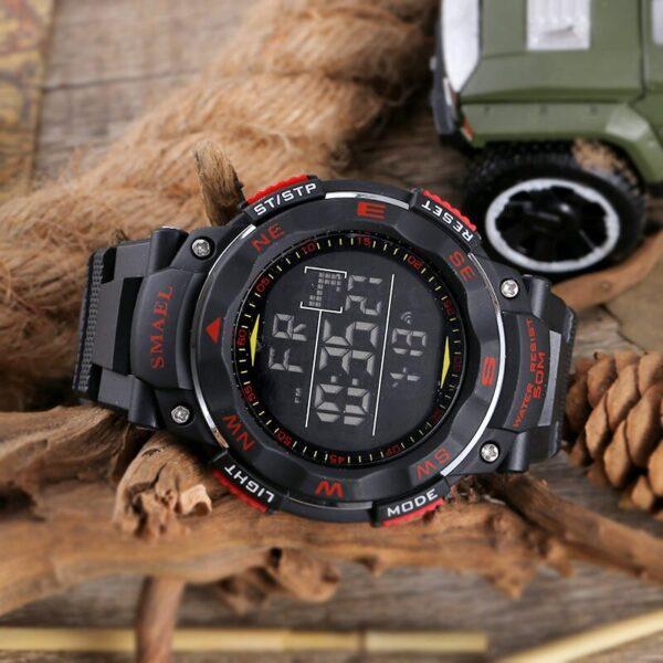 שעון צבאי לחיילים דגם 211