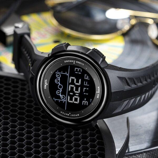 שעון צבאי לחיילים דגם 207