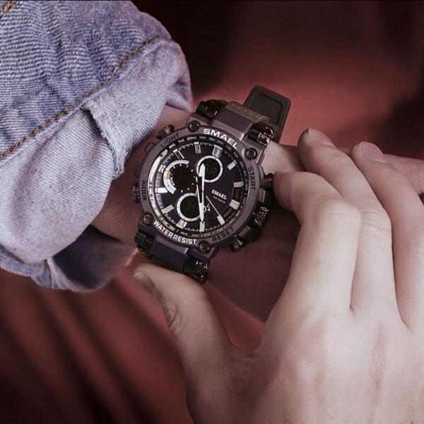 שעון צבאי לחיילים דגם 219