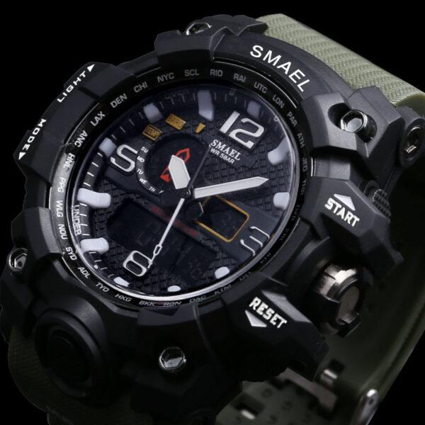 שעון צבאי לחיילים דגם 223
