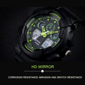 שעון צבאי לחיילים דגם 205