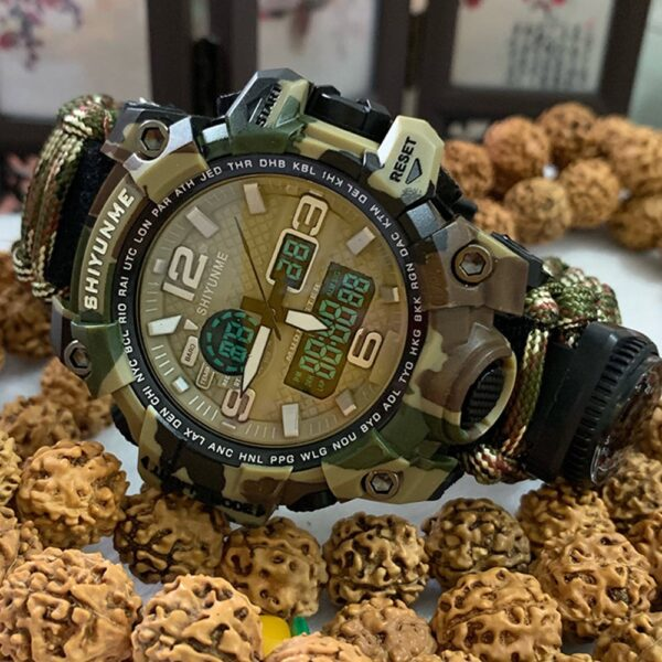 שעון צבאי לחיילים דגם 203