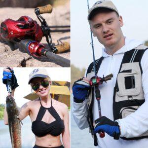 חכת דייג מקצועית דגם 306