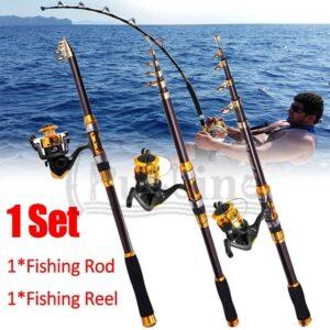חכת דייג מקצועית דגם 319